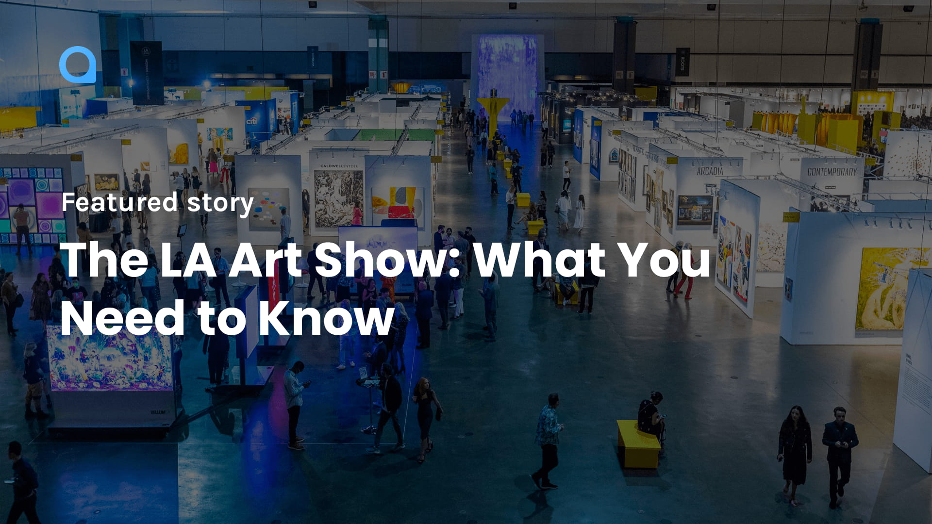 The LA Art Show: What You Need to Know