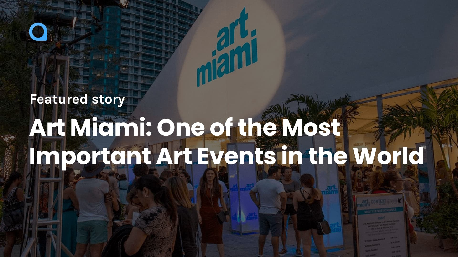 Art Miami: One of the Most Important Art Events in the World