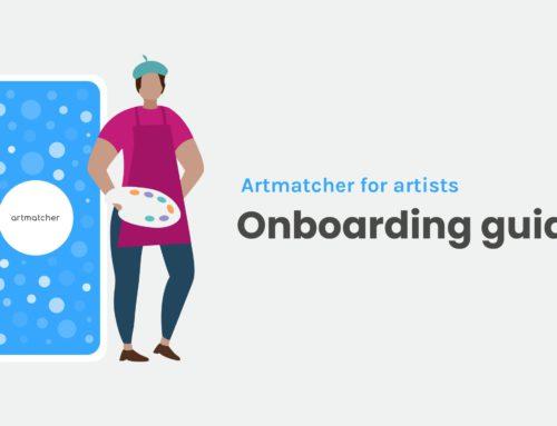 Artmatcher for Artists: Onboarding Guide