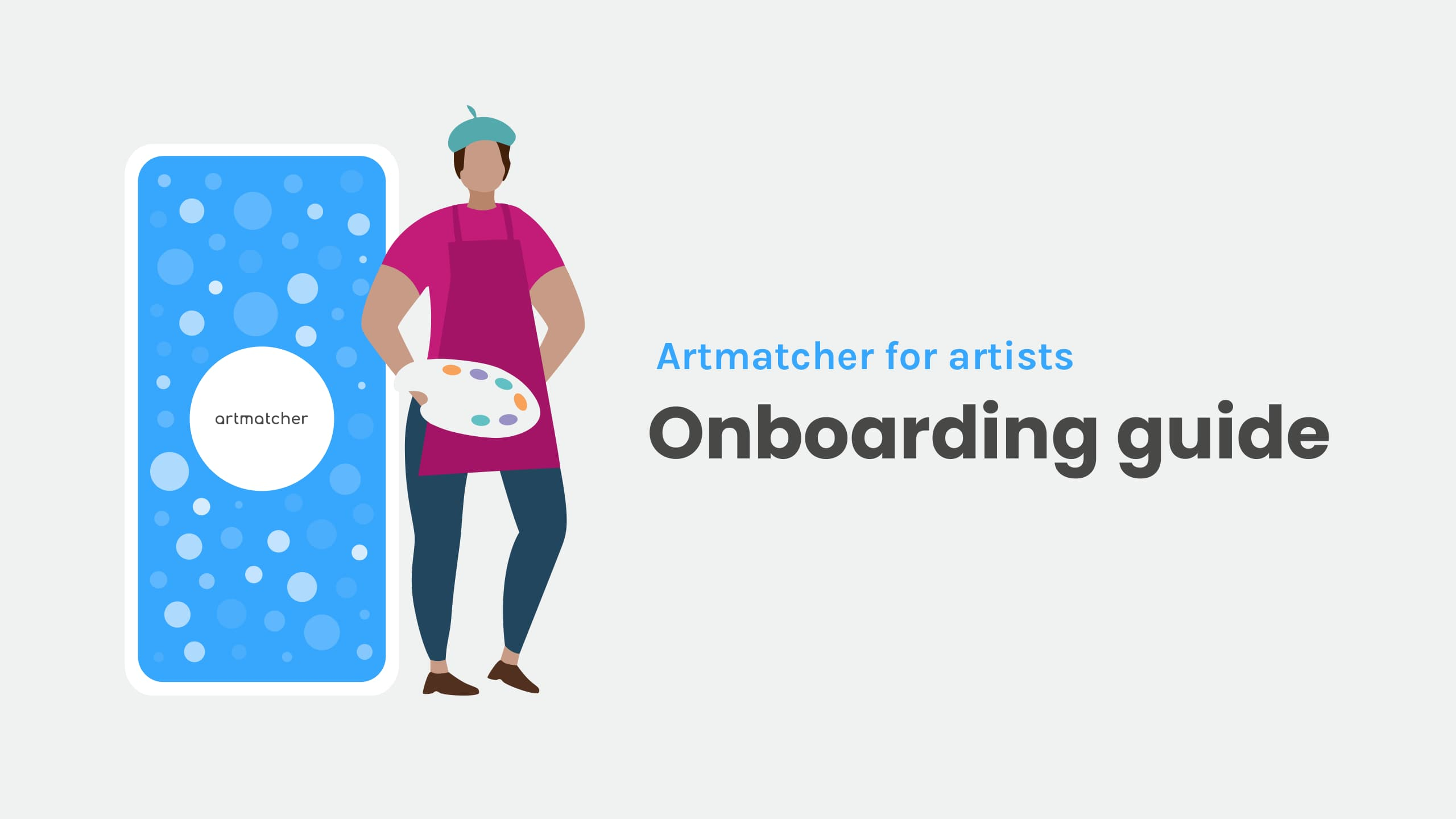 How to Onboard as an Artist