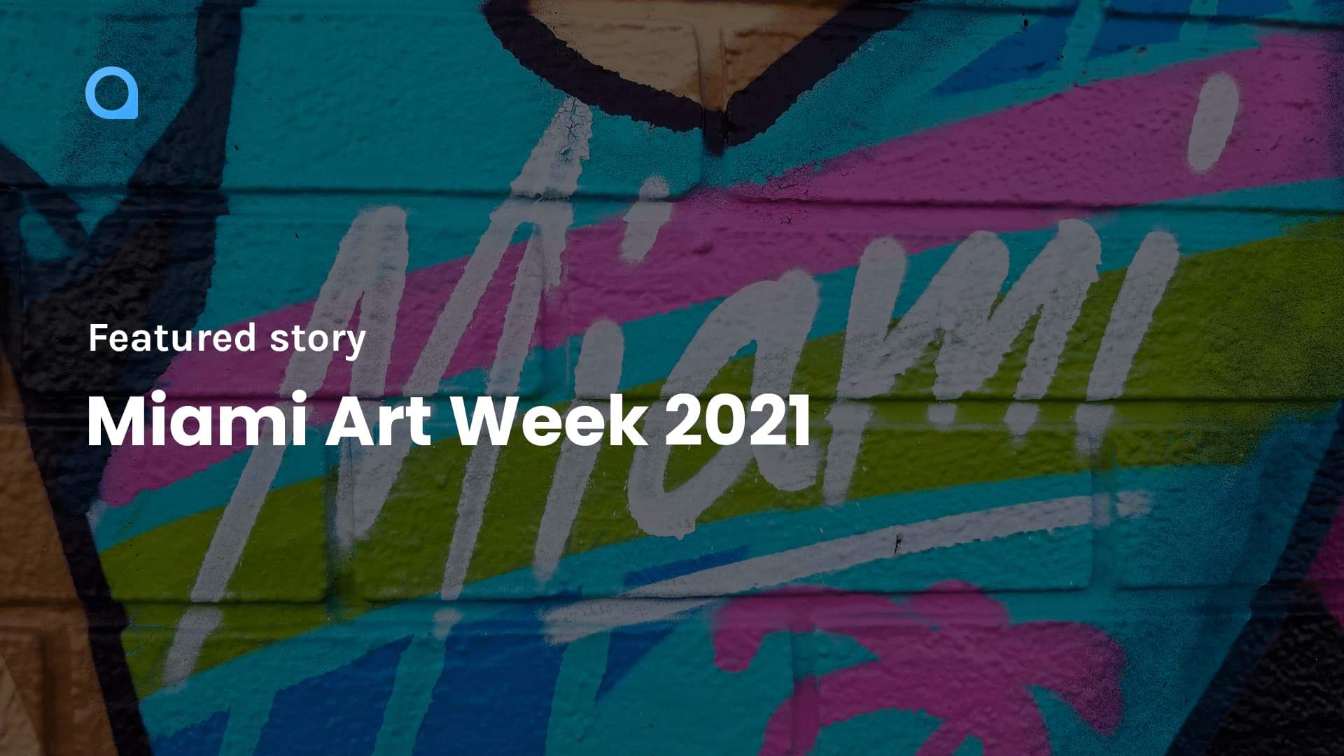 Miami Art Week 2021